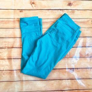 SO Teal Blue Skinny Pants